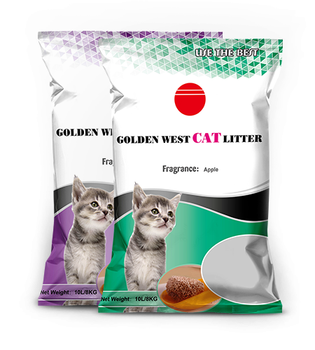 Golden West Cat Litter