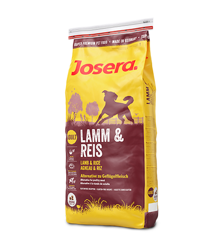 Josera Adult Lamb & Rice