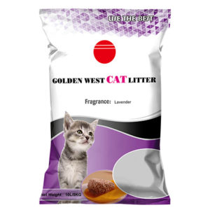00 CAT LITTER LAVENDER