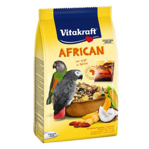 Vitakraft African for gray parrot
