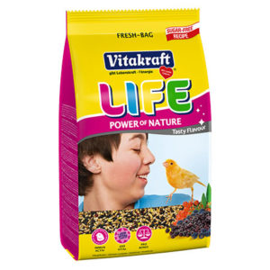 Vitakraft LIFE power-mix KA canaries - 21436