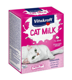 Vitakraft cat milk 7 x 20 ml