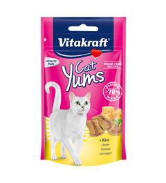 Vitakraft cat yums cheese