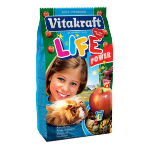 Vitakraft life power food for guinea pig