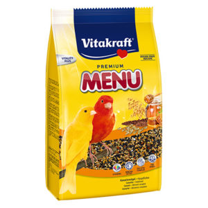 Vitakraft menu vital honey canary 1 kg