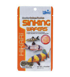 21 SINKING WAFERS 2009 50g copy