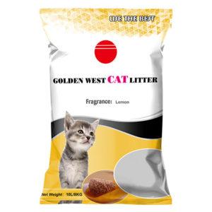 00 CAT LITTER LEMON