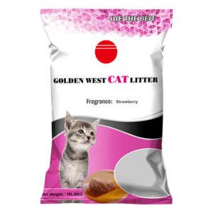 00 CAT LITTER STRAWBERRY