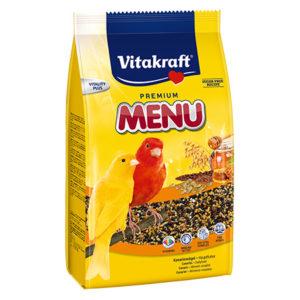 Vitakraft menu vital honey canary 1 kg